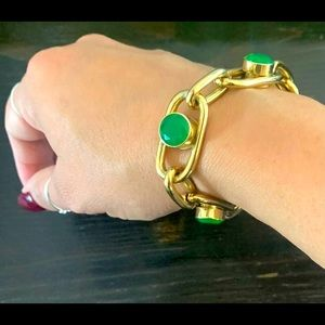 Kate spade gemstone bracelet